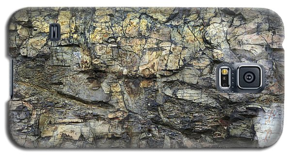 Galaxy S5 Case featuring the photograph Earth Memories - Stone # 6 by Ed Hall