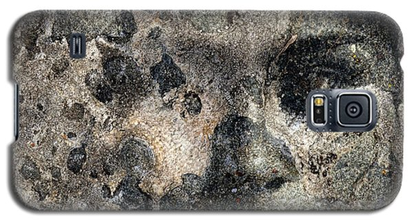 Galaxy S5 Case featuring the photograph Earth Memories - Stone # 7 by Ed Hall