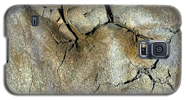 Galaxy S5 Case featuring the photograph Earth Memories-thirsty Earth by Ed Hall
