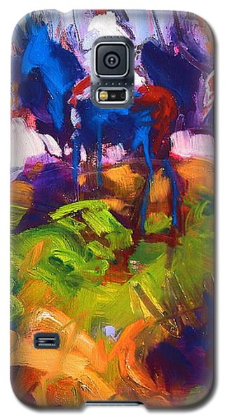Earth People Galaxy S5 Case