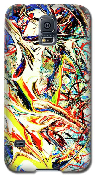 Earth Quaked Galaxy S5 Case