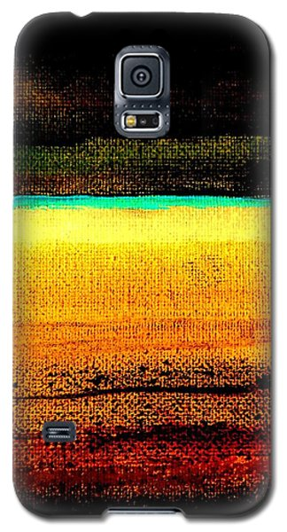 Earth Stories Abstract Galaxy S5 Case
