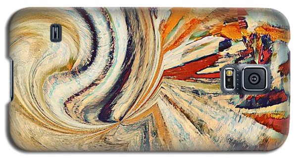 Earth Tones Galaxy S5 Case