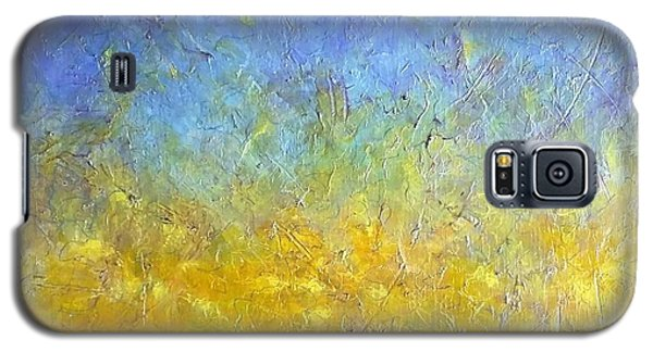 Earth Vibration Galaxy S5 Case