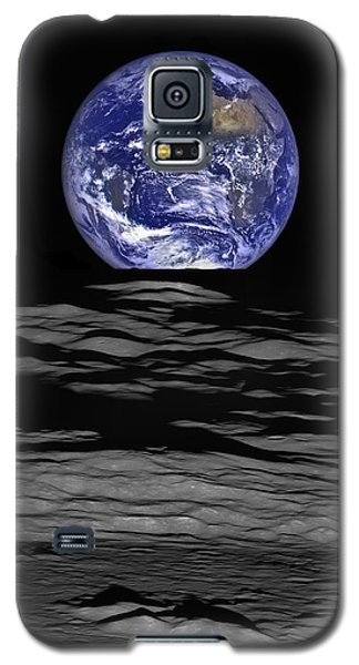 Earthrise Galaxy S5 Case