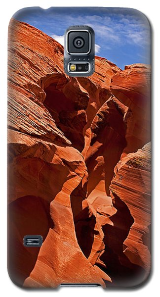 Galaxy S5 Case featuring the photograph Earth's Erosion  by Farol Tomson