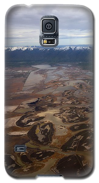 Galaxy S5 Case featuring the photograph Earth's Kidneys by Ryan Manuel