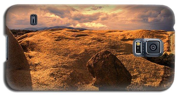 Earth's Seams Galaxy S5 Case