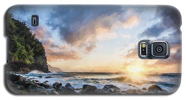 Ease In My Eyes II Galaxy S5 Case