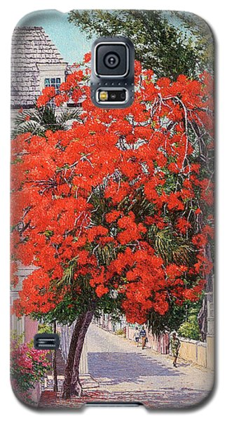 East And Shirley Street Galaxy S5 Case