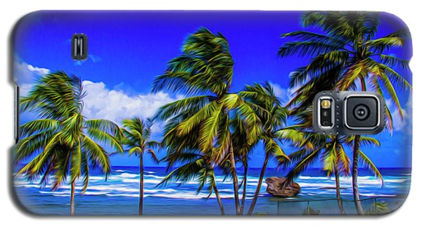 East Coast Galaxy S5 Case