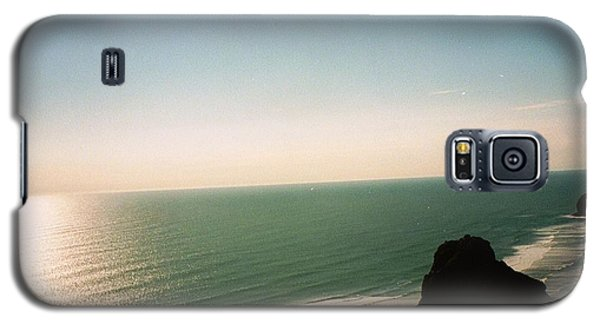 East Coastline In New Zealand Galaxy S5 Case