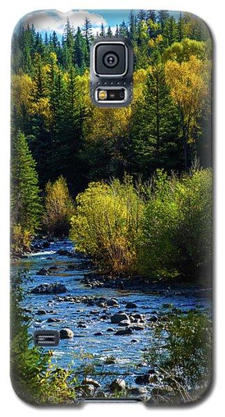 East Fork Autumn Galaxy S5 Case