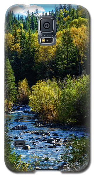 East Fork Autumn Galaxy S5 Case