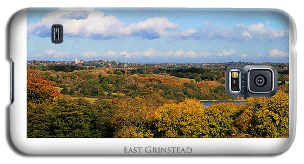 East Grinstead Galaxy S5 Case