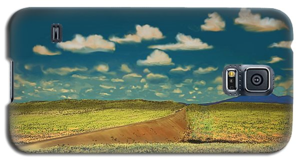 East Of Flagstaff Arizona Galaxy S5 Case by Kerry Beverly
