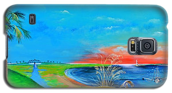 East Of The Cooper Galaxy S5 Case