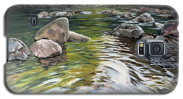 East Okement River Galaxy S5 Case