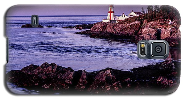 East Quoddy Head, Canada Galaxy S5 Case