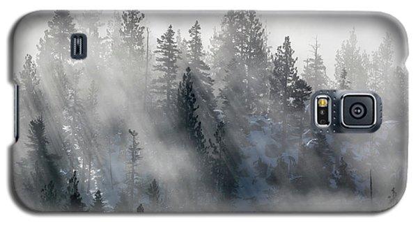 East Shore Inversion, Lake Tahoe Galaxy S5 Case