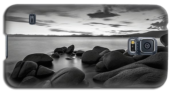Galaxy S5 Case featuring the photograph East Shore Serenity - Lake Tahoe by Brad Scott