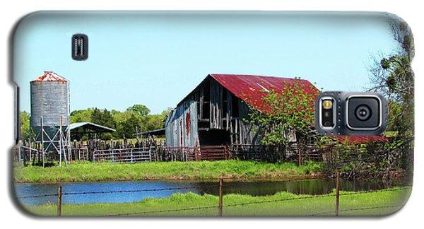 East Texas Barn Galaxy S5 Case