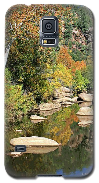 East Verde Fall Crossing Galaxy S5 Case