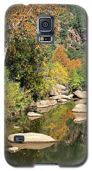 East Verde Fall Crossing Galaxy S5 Case