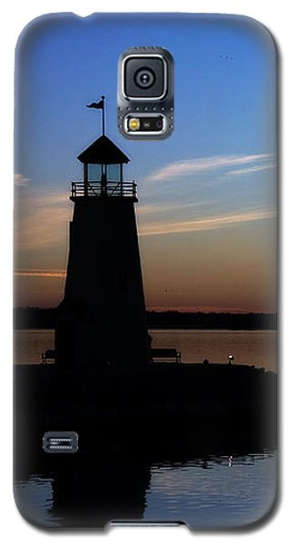 East Warf Sunset Galaxy S5 Case