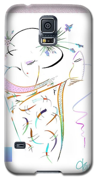 East Wind - Masquerade Galaxy S5 Case