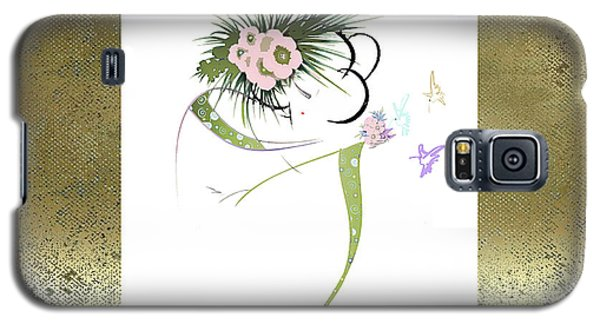East Wind - Small Gathering Galaxy S5 Case