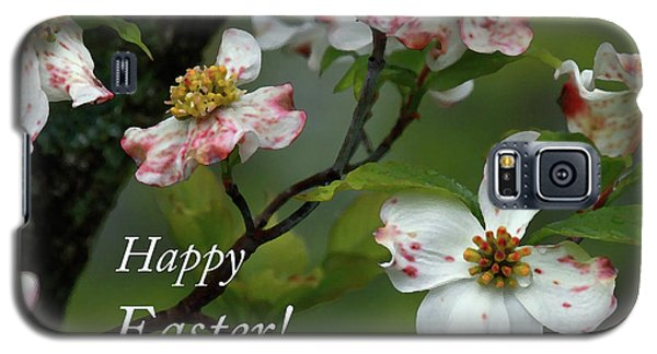 Galaxy S5 Case featuring the photograph Easter Dogwood by Douglas Stucky
