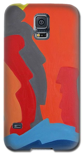Easter Island Galaxy S5 Case by Michael  TMAD Finney AKA MTEE