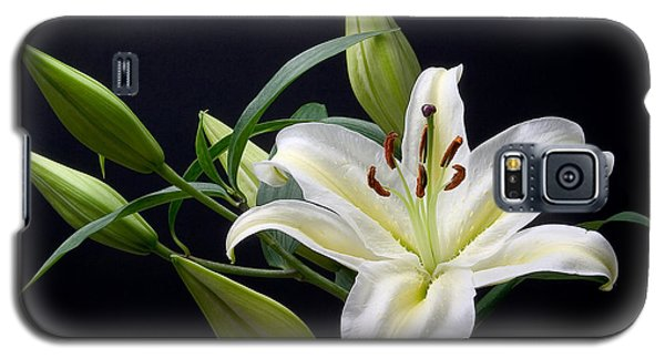 Easter Lily 3 Galaxy S5 Case