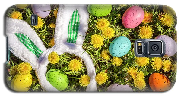Galaxy S5 Case featuring the photograph Easter Morning by Teri Virbickis