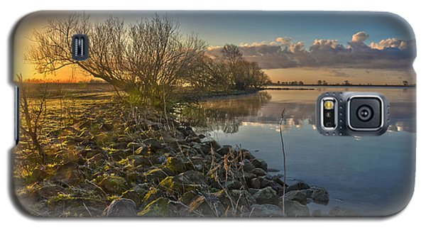 Easter Sunrise Galaxy S5 Case by Frans Blok