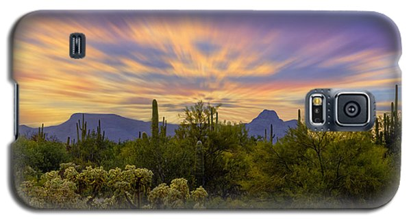 Easter Sunset H18 Galaxy S5 Case