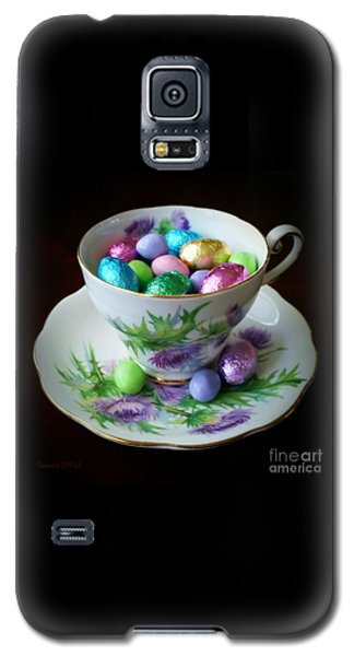 Easter Teacup Galaxy S5 Case