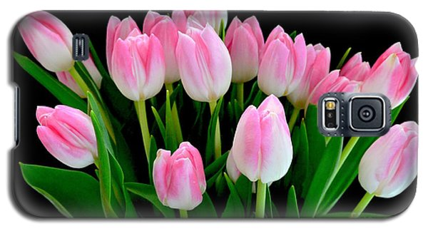 Easter Tulips  Galaxy S5 Case