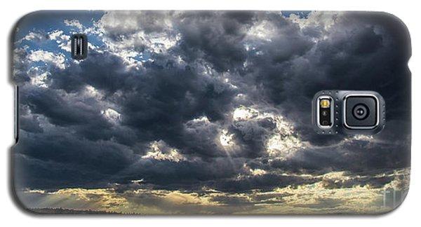 Eastern Montana Sky Galaxy S5 Case