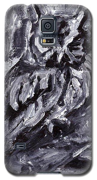 Eastern Screech-owl Galaxy S5 Case