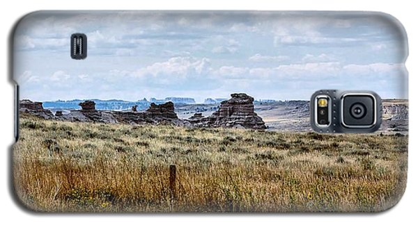 Eastern Wyoming Sky Galaxy S5 Case