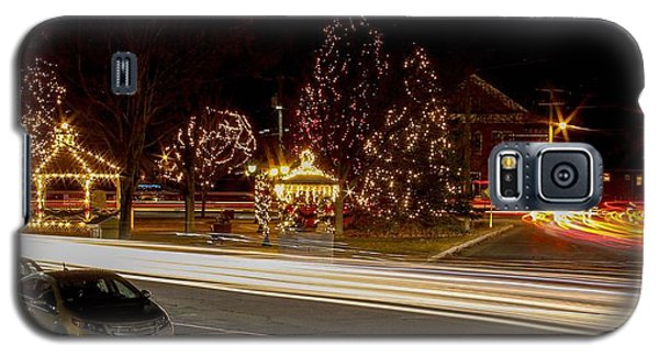 Easthampton Light Trails Galaxy S5 Case