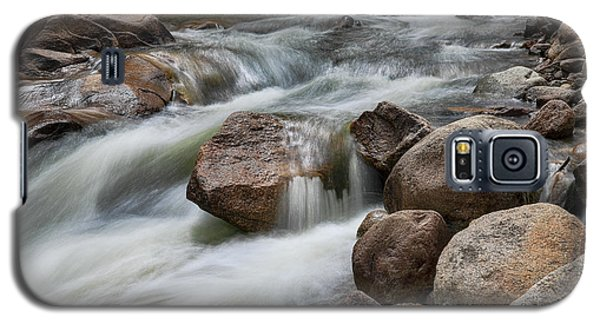 Galaxy S5 Case featuring the photograph Easy Flowing by James BO Insogna