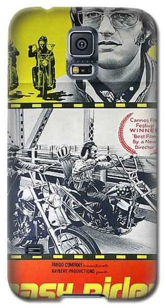 Easy Rider Movie Lobby Poster  1969 Galaxy S5 Case