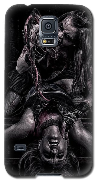 Galaxy S5 Case featuring the photograph Eat Your Heart Out by Wade Aiken