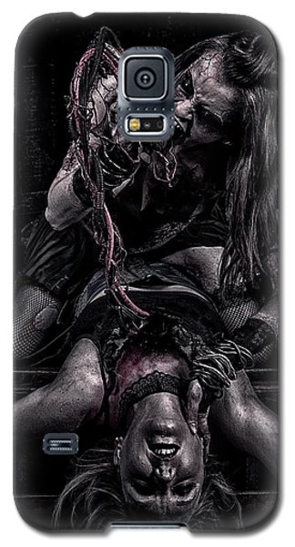 Eat Your Heart Out Galaxy S5 Case by Wade Aiken