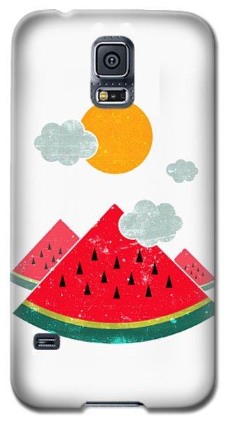 Eatventure Time Galaxy S5 Case by Mustafa Akgul