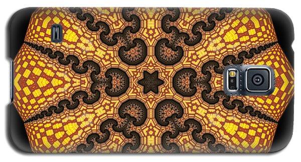 Galaxy S5 Case featuring the digital art Eb by Robert Thalmeier
