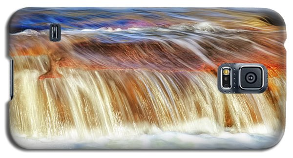 Ebb And Flow, Noble Falls Galaxy S5 Case by Dave Catley